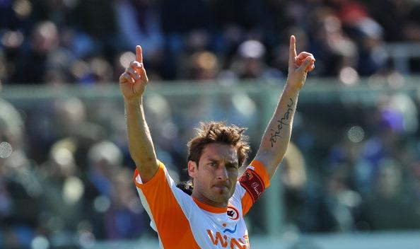 Fiorentina- Roma: 2-2.