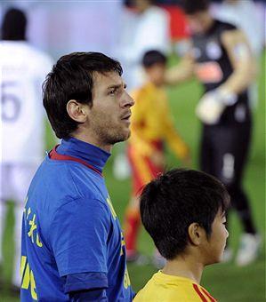 Messi incoronato campione dei campioni 2011