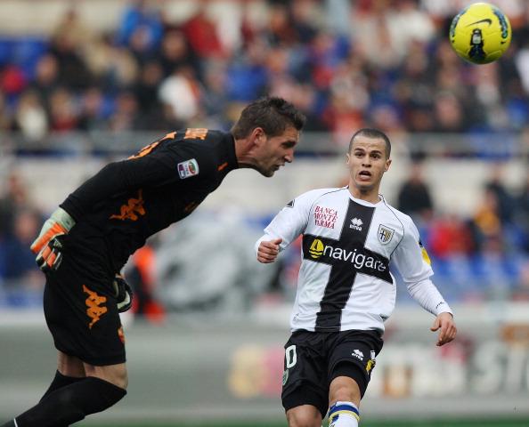 Roma Parma 1-0, Incastri Astrali