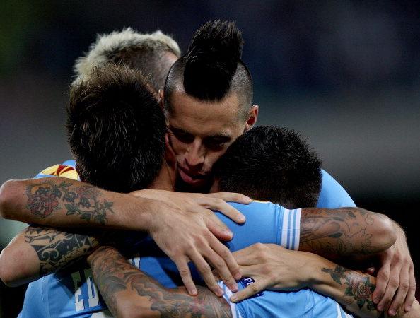 Euro calcio e ranking europeo, risultato positivo solo per il Napoli