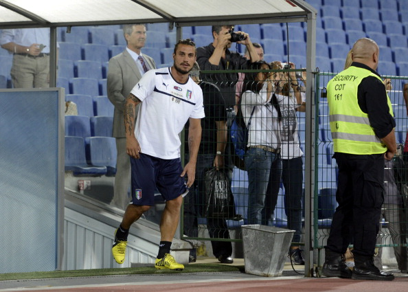 Bulgaria-Italia, Osvaldo gioca, De Rossi forse