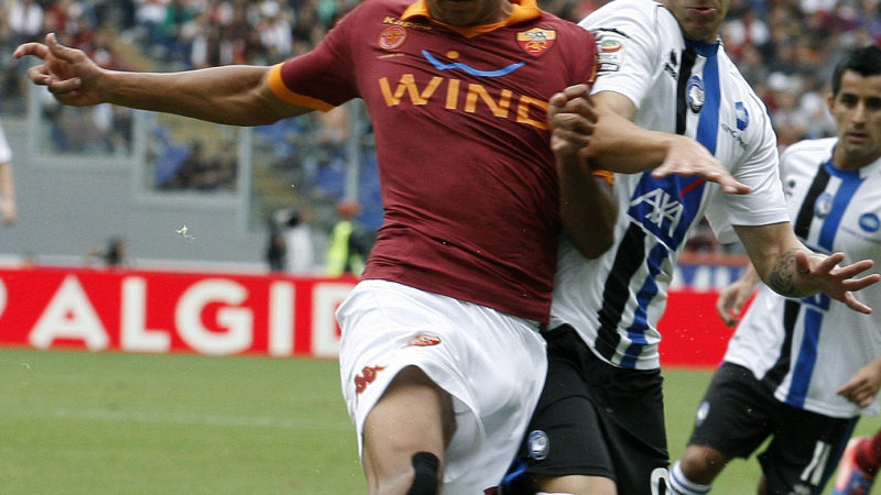 Foto e video Roma – Atalanta 2-0
