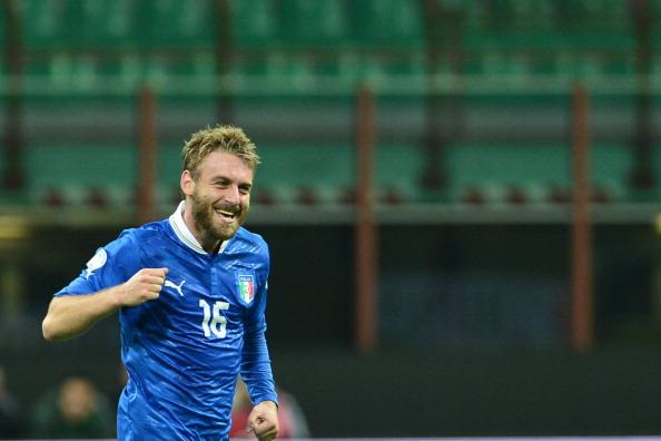 Rep.Ceca – Italia, De Rossi dal primo minuto