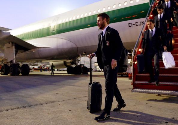 Confederations Cup, l'Italia ha raggiunto Rio de Janeiro