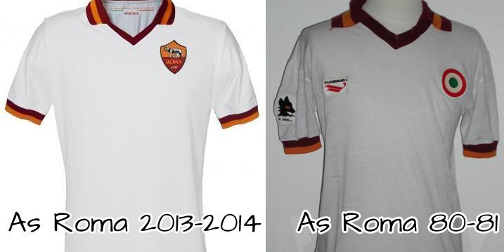 Seconda maglia As Roma, da oggi in vendita nei Roma Store