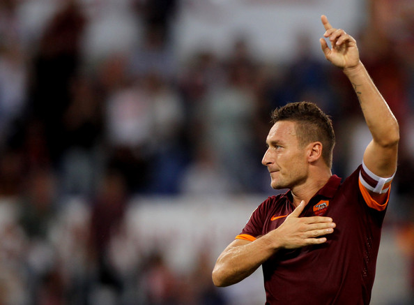 Roma-Chievo: le foto del match