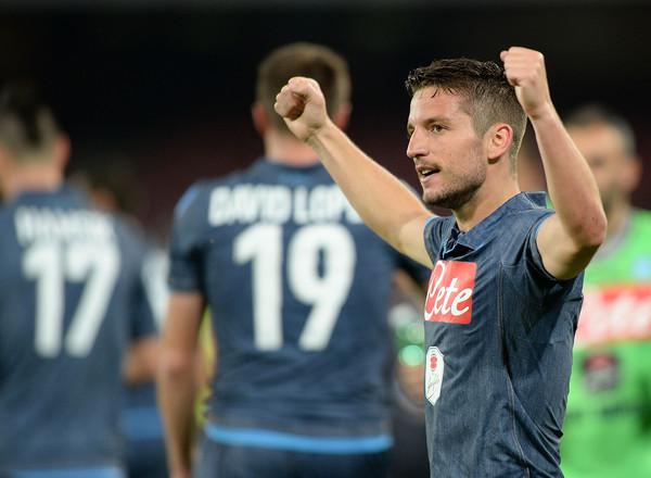 Serie A posticipo giornata 36, Napoli-Cesena 3-2