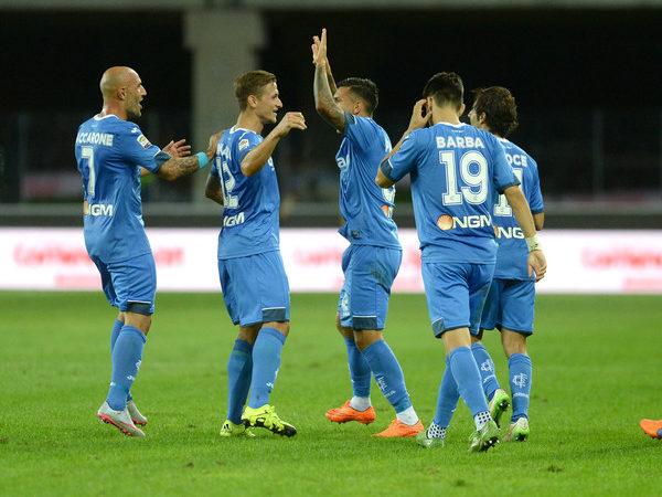 Serie A, Udinese-Empoli 1-2
