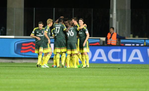 Serie A anticipo giornata 5, Udinese-Milan 2-3
