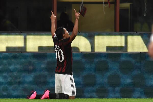 Anticipo Serie A, Milan-Palermo 3-2