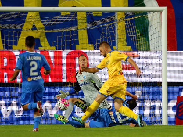 Serie A giornata 6, Frosinone-Empoli 2-0