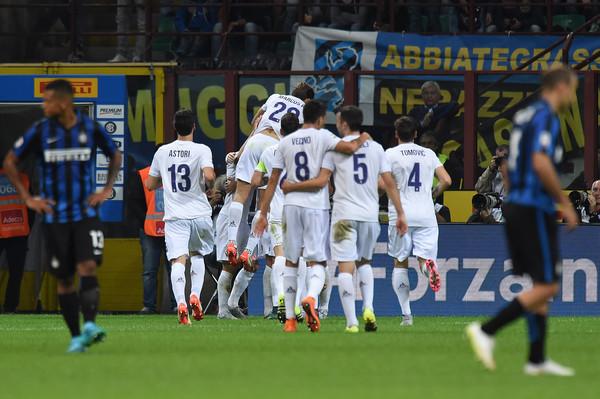 Serie A giornata 6, Inter-Fiorentina 1-4