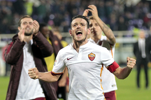 Tutte la immagini di Fiorentina-Roma 1-2