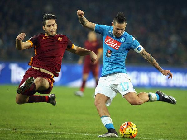 Napoli – Roma 0-0, la scalata inizia adesso