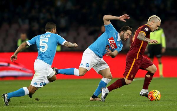 Le pagelle dei quotidiani di Napoli-Roma 0-0