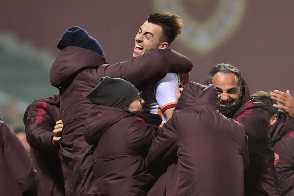 Le pagelle di Sassuolo-Roma 0-2, sontuoso esordio di Perotti, incomincia a vedersi la mano di Spalletti