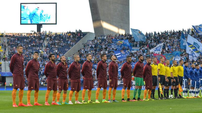 Pagelle Porto-Roma 1-1, i giallorossi pareggiano in 10 contro 11