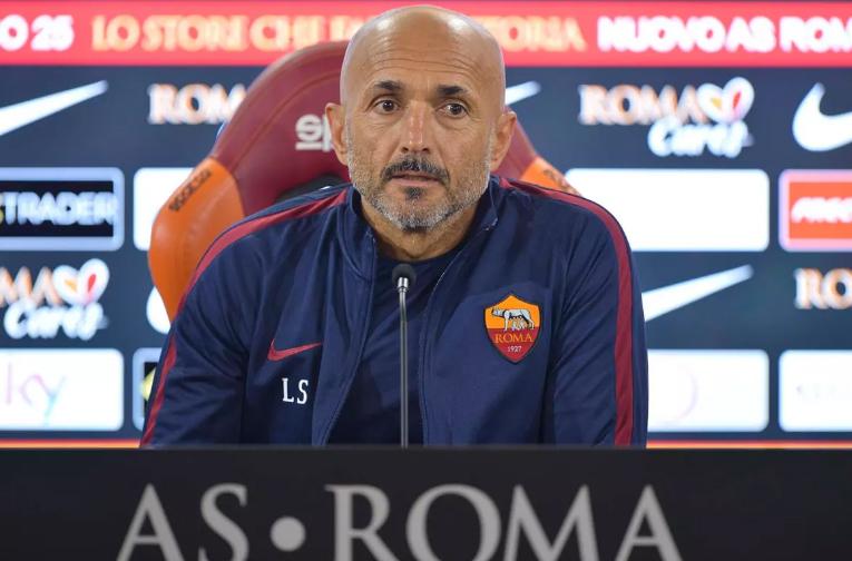 """Spalletti: """"Il Palermo è insidioso, non bisognerà abbassare la guardia"""""""