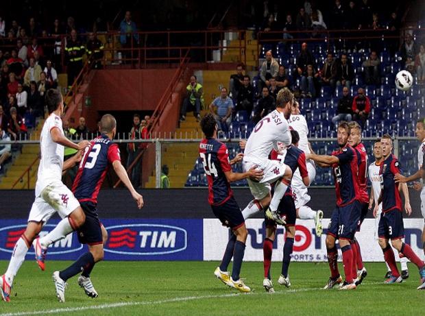 La vittoria di Genova, punto di svolta