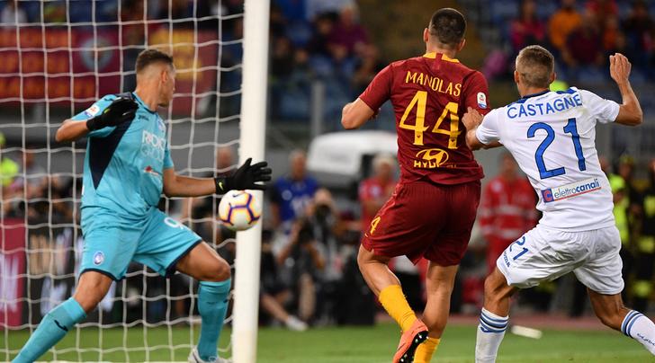 Le pagelle dei quotidiani di Roma-Atalanta 3-3