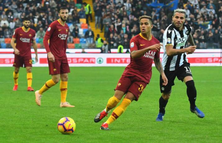 Le pagelle dei quotidiani di Udinese-Roma 1-0