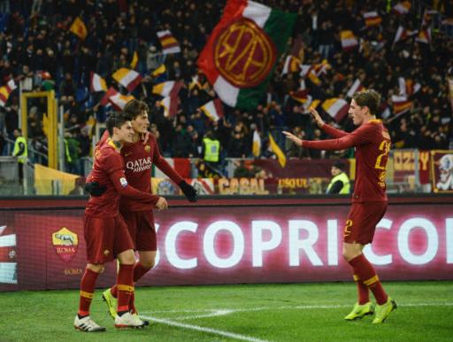 Le pagelle dei quotidiani di Roma-Sassuolo 3-1