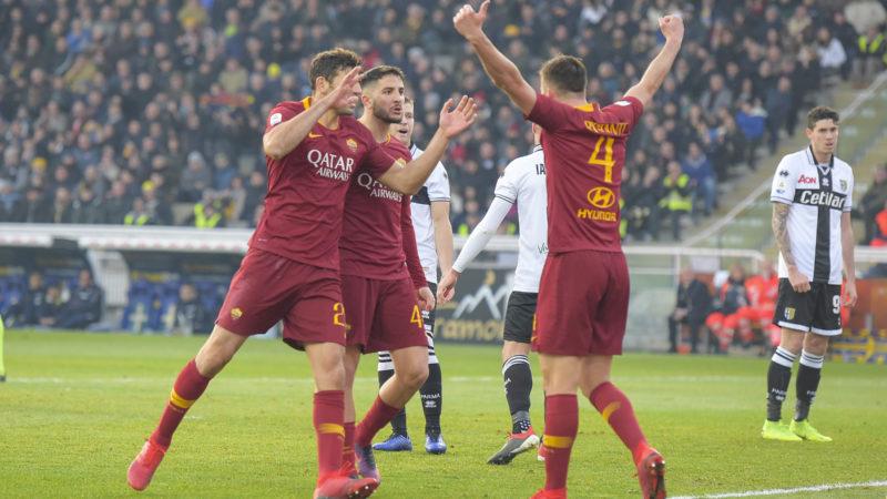 Roma: il girone di ritorno per tornare in alto