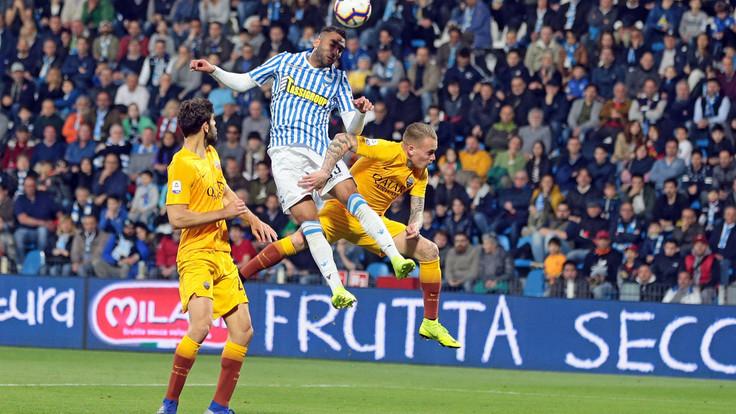 Spal-Roma 2-1, i giallorossi salutano la corsa Champions a Ferrara