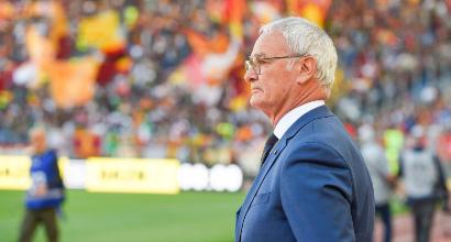 """Ranieri scherza sul possibile arrivo di Conte: """"Lo vado a prendere io"""""""