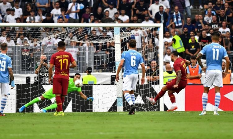 Le pagelle di Lazio-Roma 1-1: Zaniolo mostruoso, difesa ancora incerta
