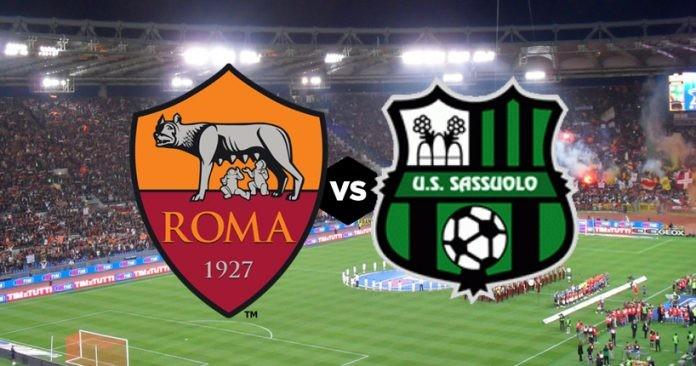 Le probabili formazioni di Roma-Sassuolo domenica alle 18