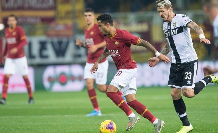 Le pagelle di Parma-Roma: Dzeko appare affaticato