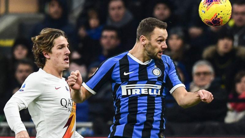 Le pagelle di Inter-Roma: Mancini cresce alla distanza