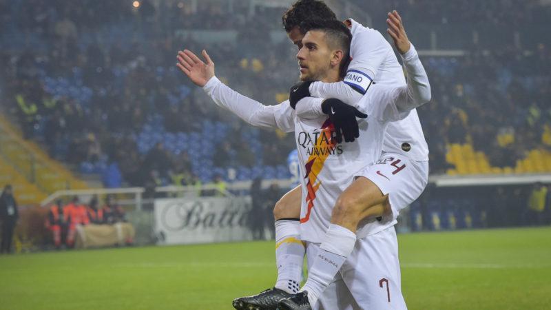 Le pagelle di Parma-Roma: Pellegrini torna ad essere uomo squadra