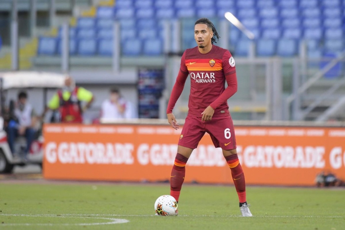 La Roma ancora in difficoltà nel trovare un accordo con il Manchester United per Smalling