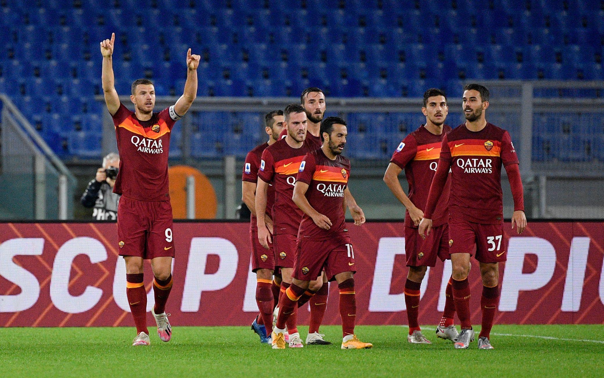 Le pagelle di Roma-Benevento: bentornato Dzeko