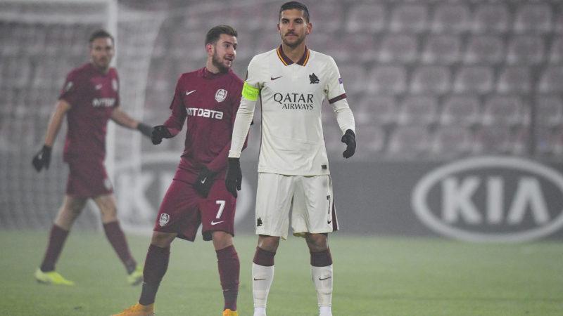 Le pagelle di Cluj-Roma: nuova chance per Carles Perez