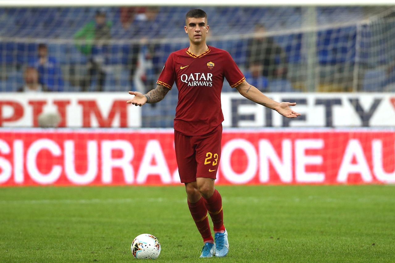 Smalling e Mancini verso il recupero in vista di Napoli-Roma