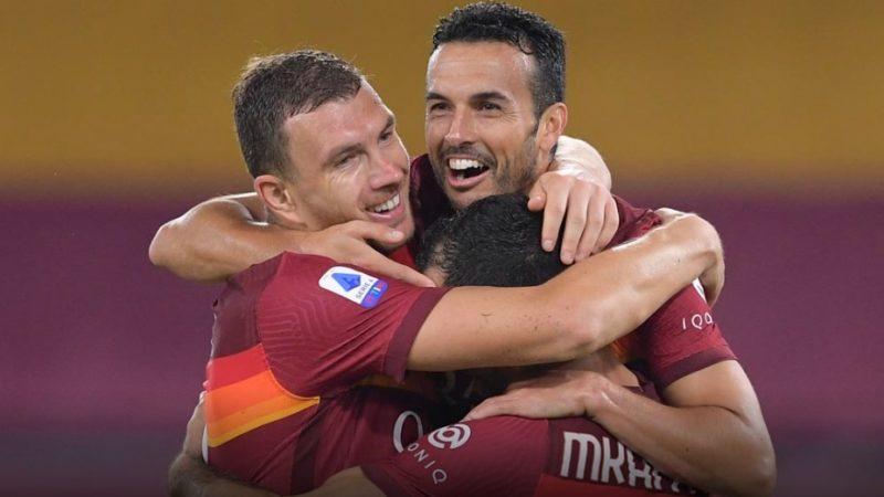 Le pagelle di Roma-Fiorentina: spettacolare il tridente giallorosso