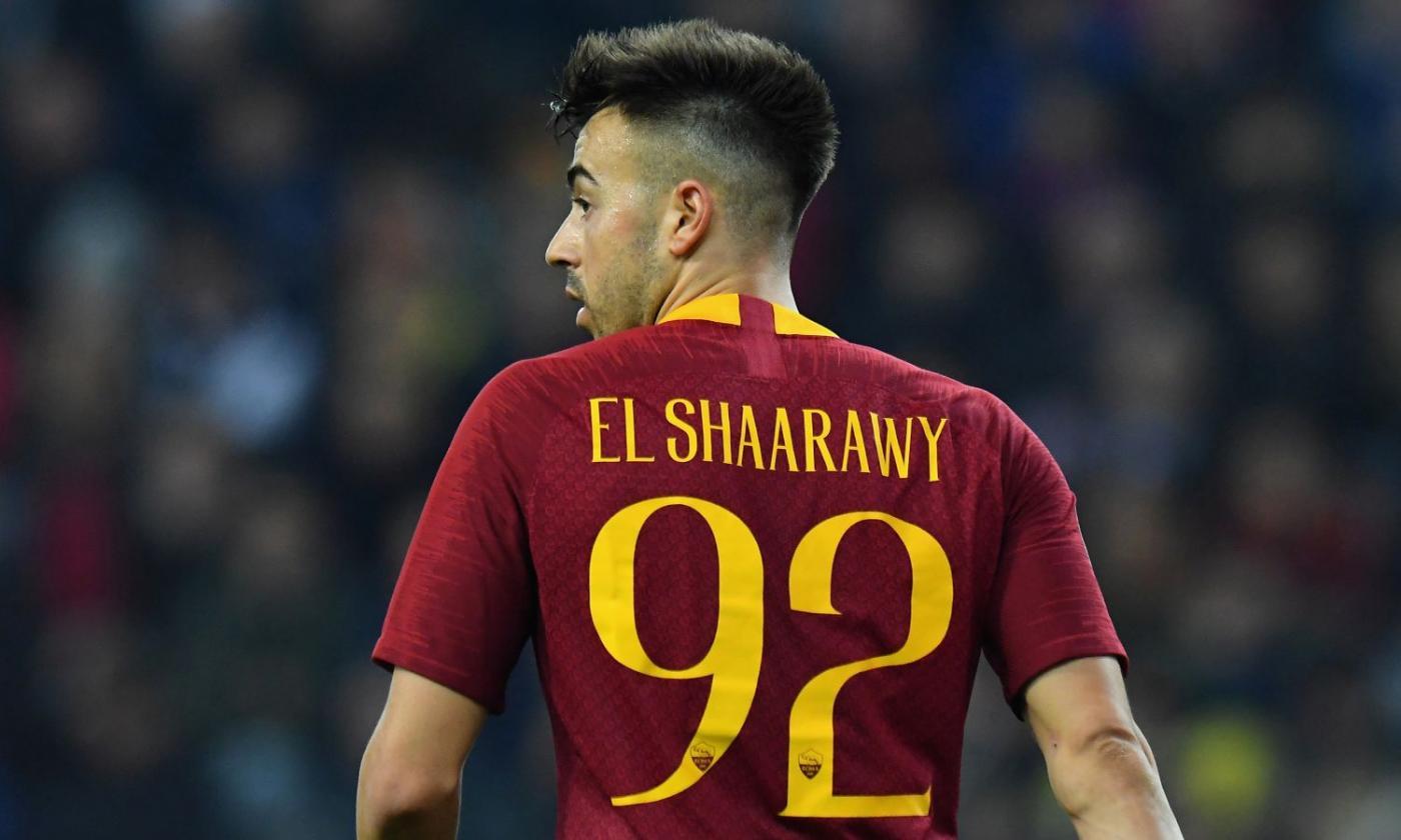 I due nomi per l'attacco della Roma a gennaio: mercato non solo con El Shaarawy
