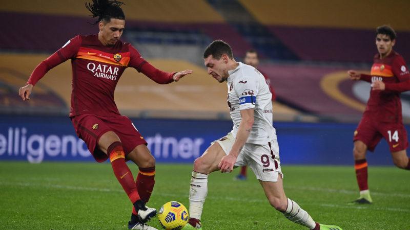 Migliori e peggiori di Roma-Torino: riecco Smalling