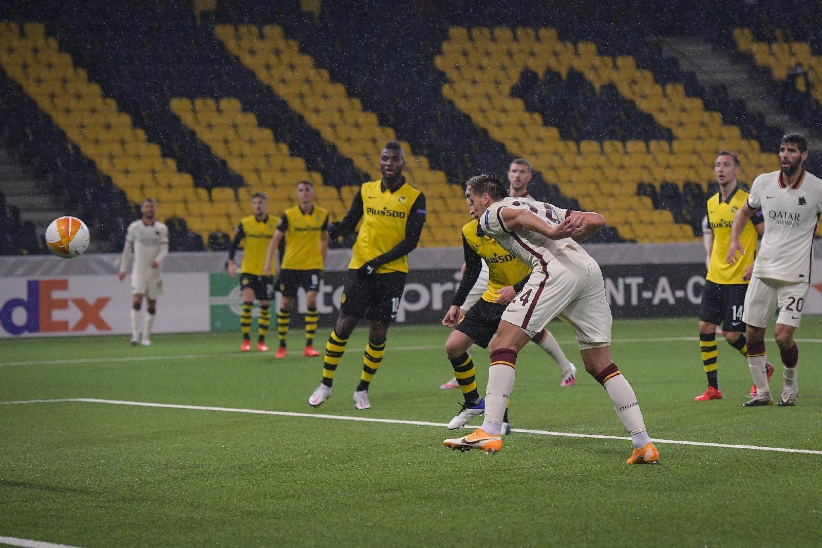 Probabili formazioni di Roma-Young Boys e come guardare la partita