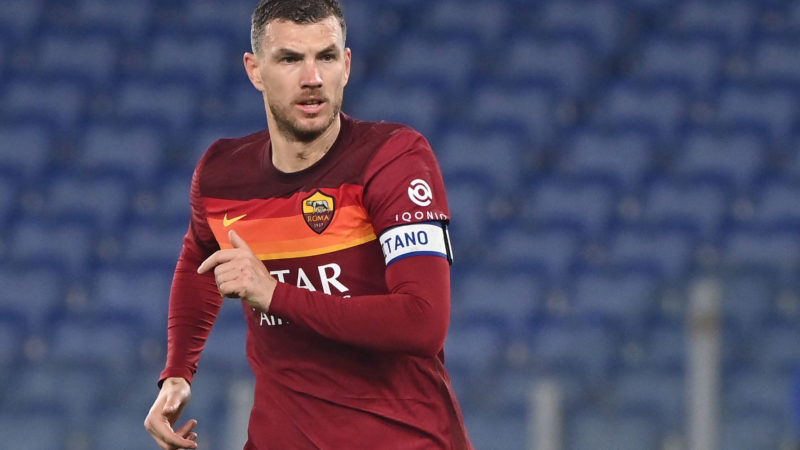 Le pagelle di Roma-Sampdoria: troppo importante il gol di Dzeko