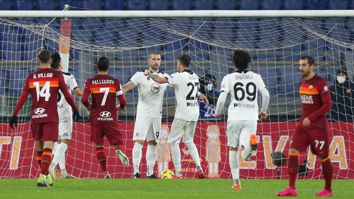 Le probabili formazioni di Roma-Spezia: possibilità per Carles Perez