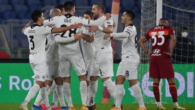 I migliori e peggiori in Roma-Spezia tra i ragazzi di Fonseca