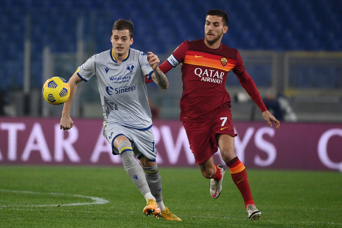 I migliori di Roma-Verona 3-1: Mancini ormai è un leader