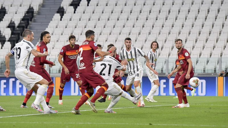 Le probabili formazioni di Juventus-Roma: importanti cambiamenti per Fonseca