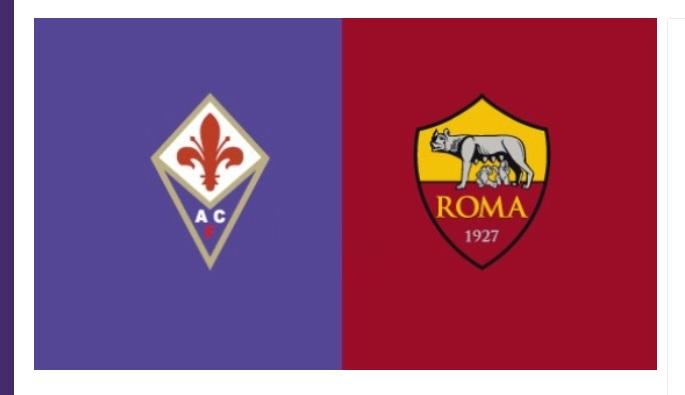 Le probabili formazioni Fiorentina-Roma: alcuni cambi per Fonseca