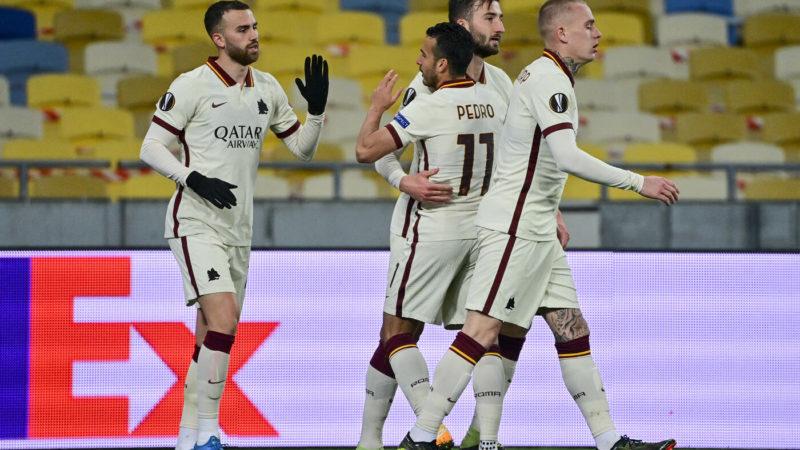 Migliori e peggiori in Shakhtar Donetsk-Roma: super Borja Mayoral, in ritardo Ibanez