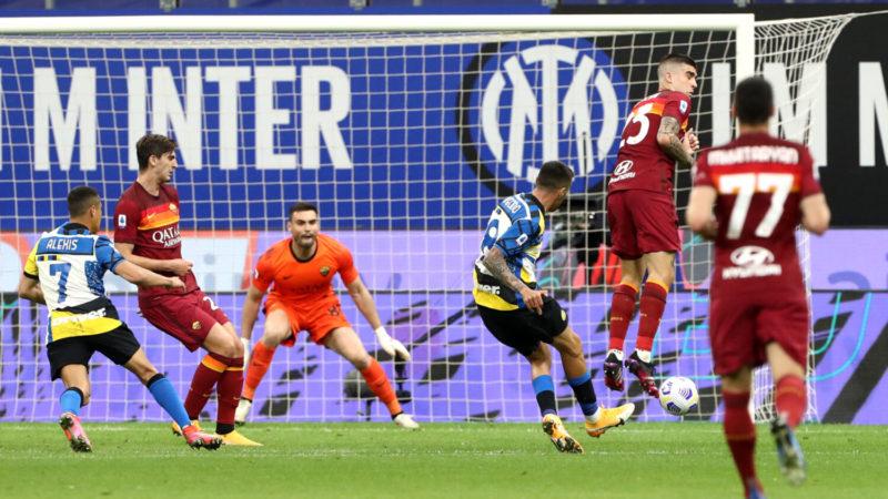 Migliori e peggiori in Inter-Roma: in ripresa Mkhitaryan, male Kumbulla